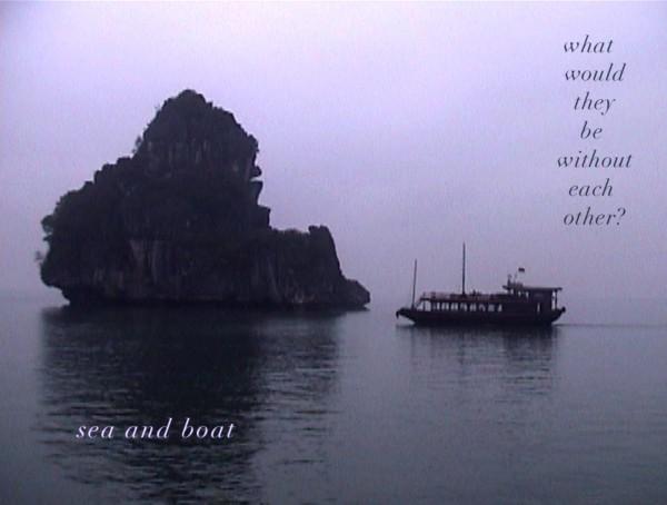Trinh T. Minh-ha, Forgetting Vietnam (still), 2015. Digital film, 90 min.