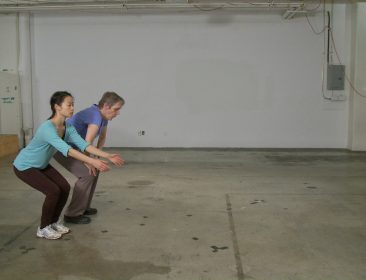 <em>Balance Dance</em> (video still)